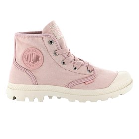 Palladium Pampa Hi Ladies Boots - Peach Whip Marshmallow