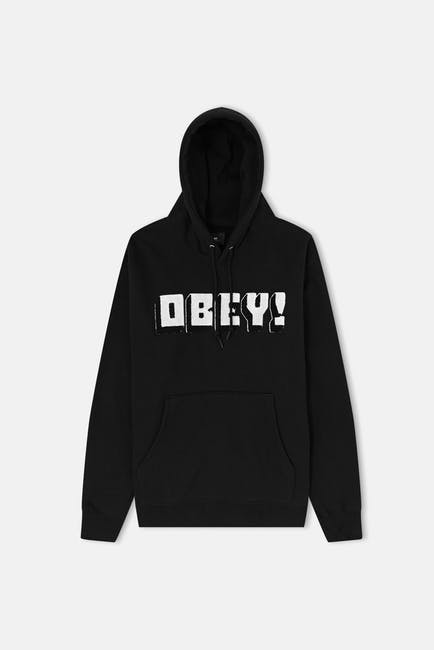 Obey Bean Kapuzenpullover