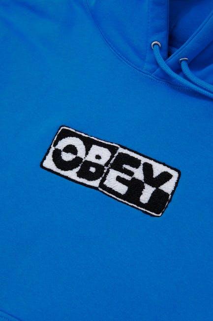 Obey 2 Tone Kapuzenpullover