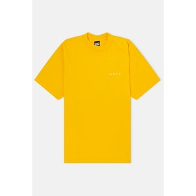 Obey Novel S S T-Shirt - Gold
