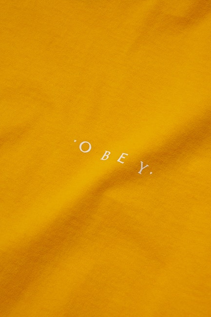 Obey Novel S S T-Shirt