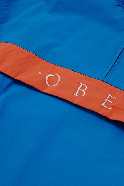Obey Title Anorak Jacke