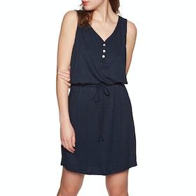 SWELL Cassie Day Dress - Navy