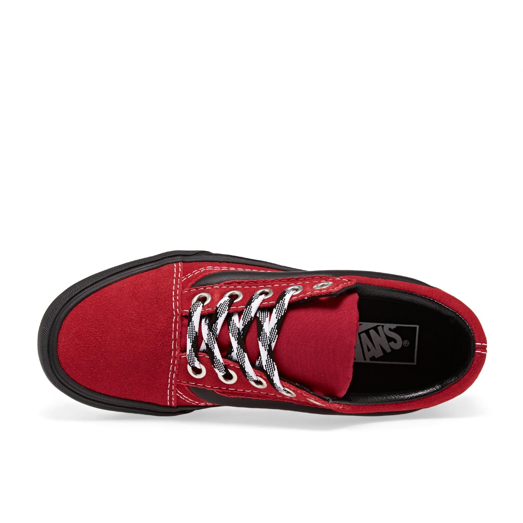 Vans Old Skool Lug Platform Shoes from Magicseaweed