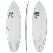 Lib Tech X Lost Short Round 5 Fin Surfboard