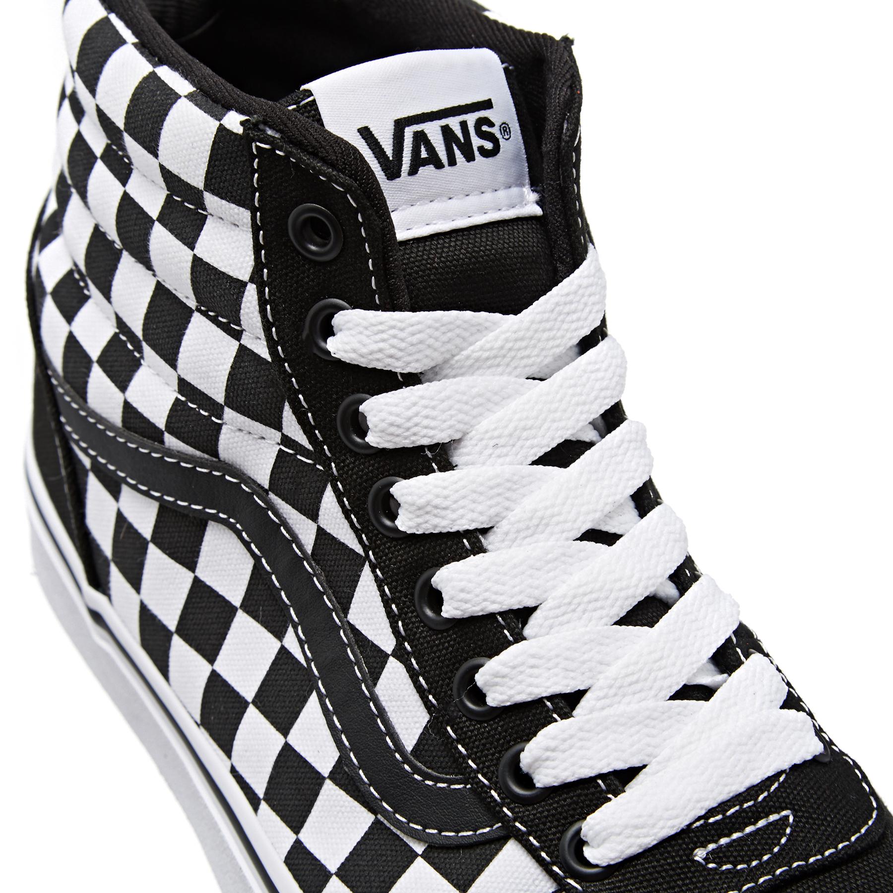 vans ward hi shoes