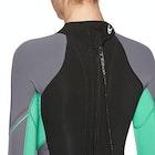 O'Neill Bahia 2/1mm Long Sleeve Back Zip Shorty Wetsuit