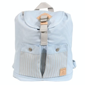 Doughnut Montana Mini Stripe Backpack - Stone X Blue Lotus