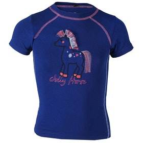 Horka Pino Childrens Short Sleeve T-Shirt - Poseidon