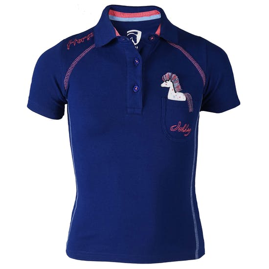Horka Poppy Kids Short Sleeve T-Shirt