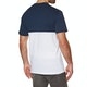 Vans Colour Block Short Sleeve T-Shirt
