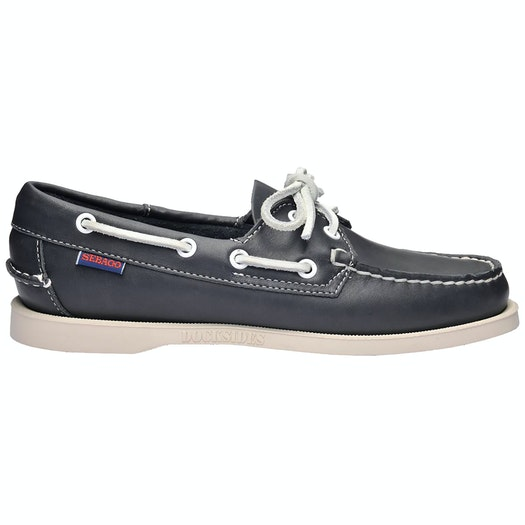 Sebago Dockside Portland Ladies Slip On Trainers