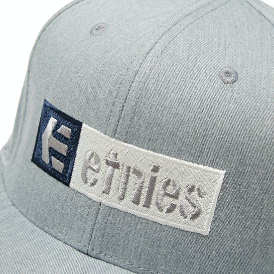 Casquette Etnies Corp Box Mix Snapback