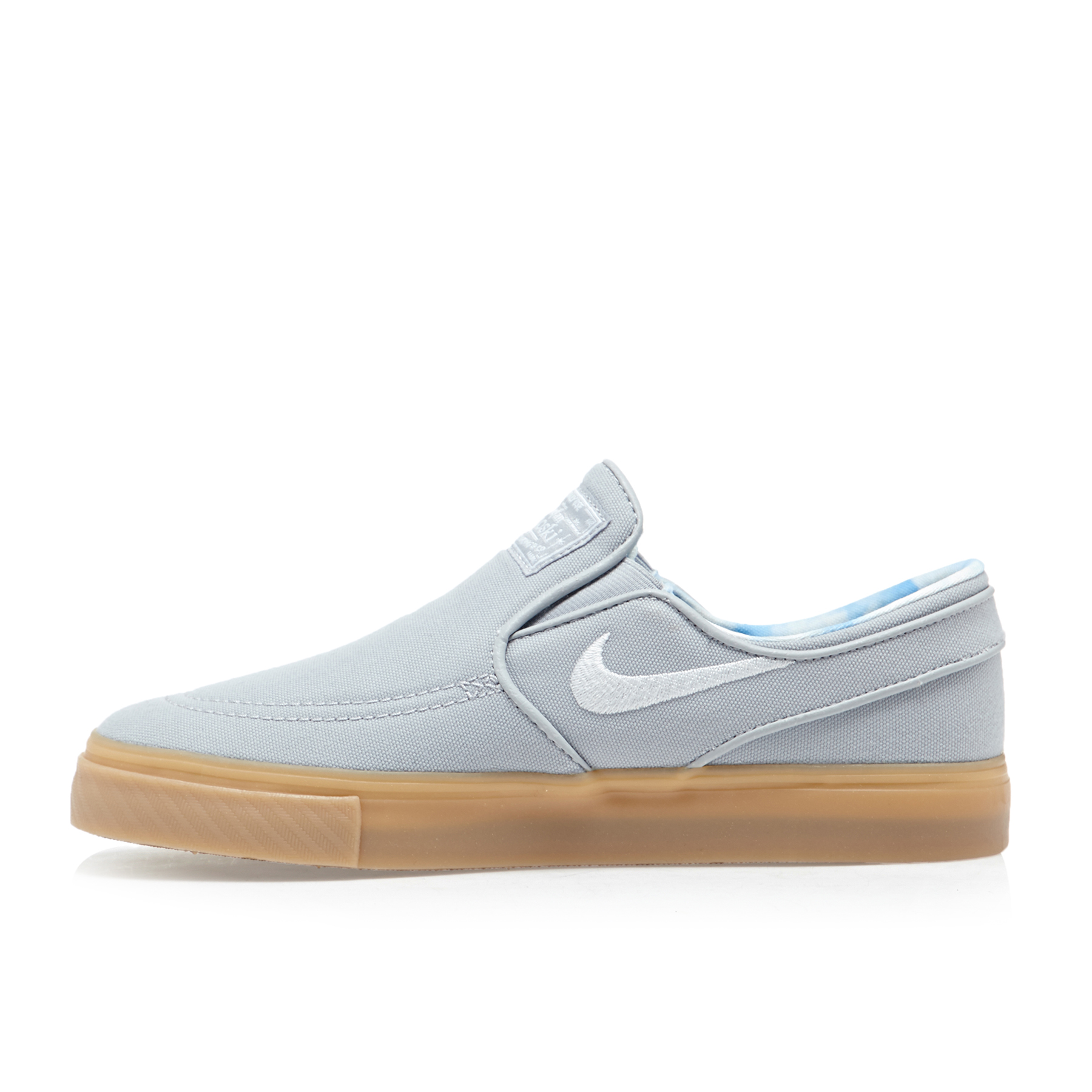 Chaussures Nike SB Stefan Janoski Canvas Slip On Print Gs