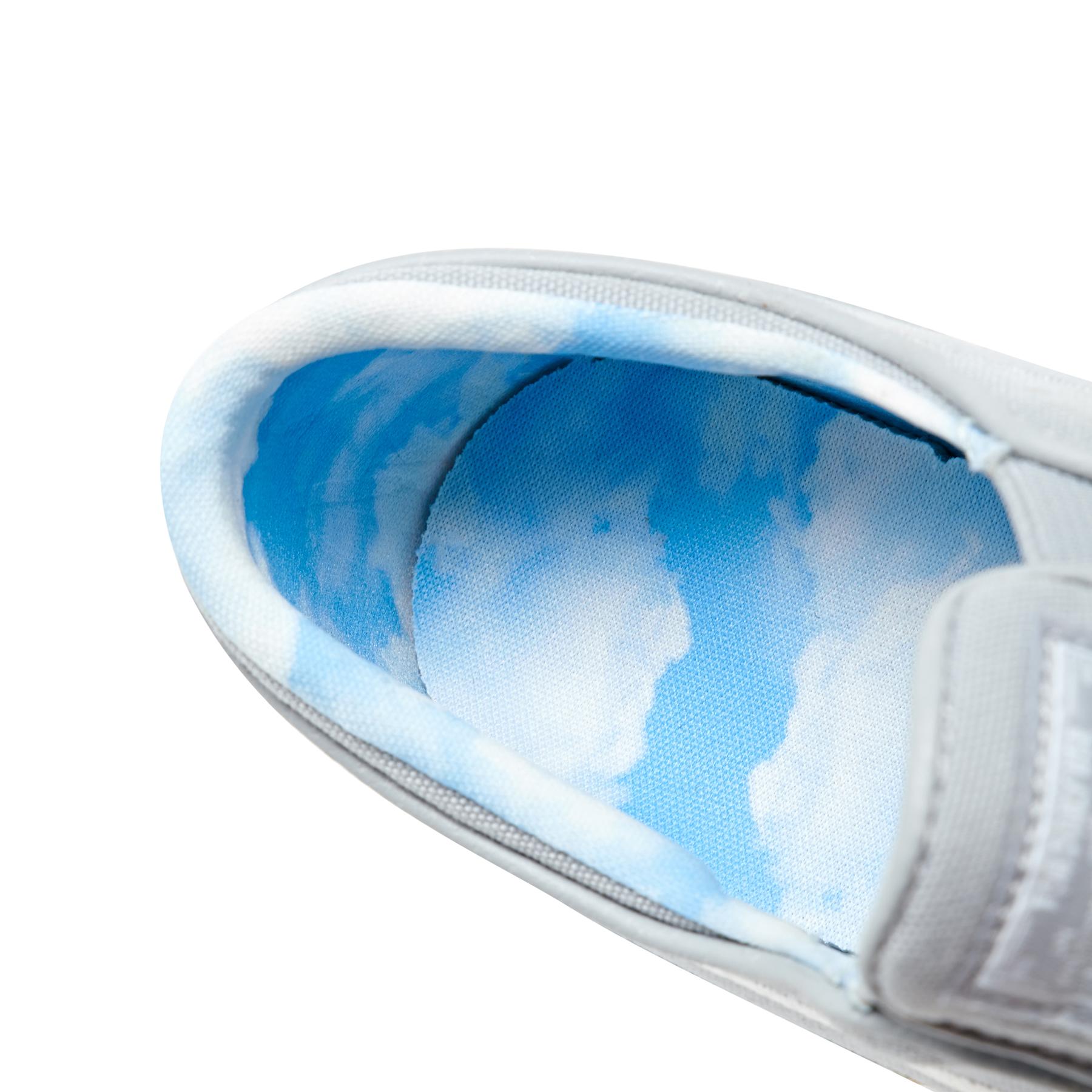 Chaussures Nike SB Stefan Janoski Canvas Slip On Print Gs