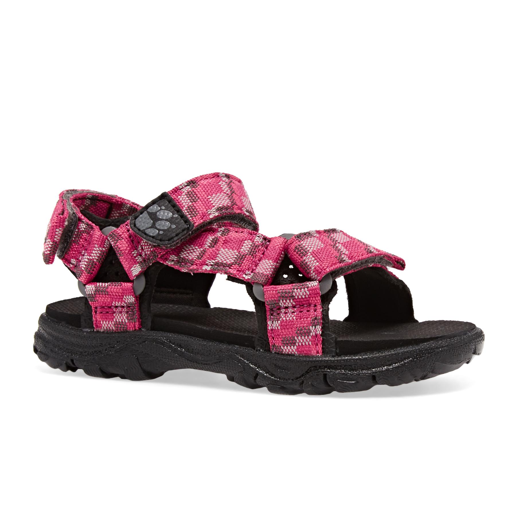 Jack Wolfskin Seven Seas 2 Sandals Mädchen tropic pink