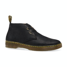 Dr Martens Cabrillo Boots - Black Wyoming