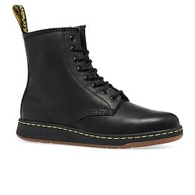Dr Martens Newton Boots - Black Temperley