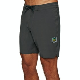 Vissla Solid Sets Boardshorts - Phantom 2