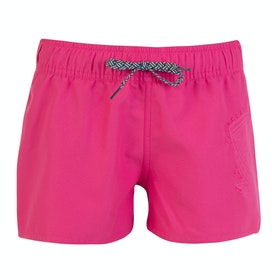 Protest Fouke 18 Jr Girls Boardshorts - Pink