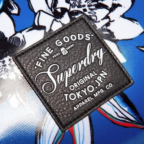 Superdry Elaina Printed Tote Dames Shopper Tas