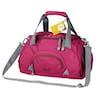 Jack Wolfskin Rockpoppy Kids Duffle Bag - Azalea Red