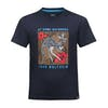 Jack Wolfskin Kuku Trail Kids Short Sleeve T-Shirt - Night Blue