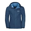 Jack Wolfskin Pine Creek Kids Jacket - Ocean Wave
