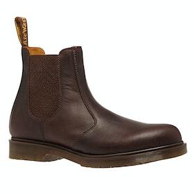 Dr Martens 2976 Boots - Gaucho Crazyhorse