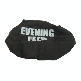 Bitz Evening Feed Bucket Cover - Black