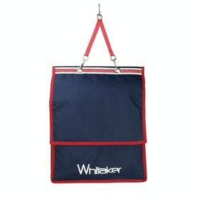 John Whitaker Kettlewell Bag for Bandage - Navy Red