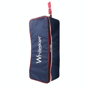 John Whitaker Kettlewell Bridle Bag - Navy Red