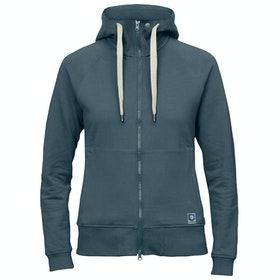 Fjallraven Greenland Ladies Zip Hoody - Dusk