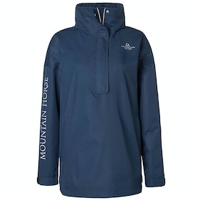 Mountain Horse Air Anorak Ladies Riding Jacket - Navy