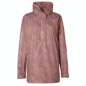 Mountain Horse Air Anorak Ladies Riding Jacket - Vintage Pink