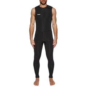 Vissla 7 Seas 2mm 2019 Long John Neoprenanzug - Black 2