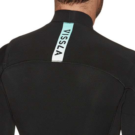 Vissla 7 Seas 2mm Long Sleeve Shorty Wetsuit