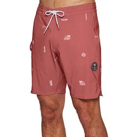 Vissla Gado Gadoo 18.5in Boardshorts - Plumeria