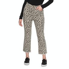 Amuse Society La Vida Trousers - Leopard