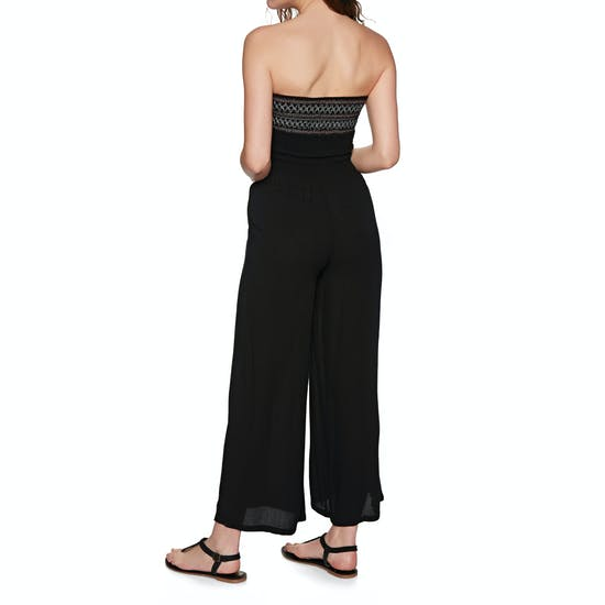 Jumpsuit Superdry Sara Smocking