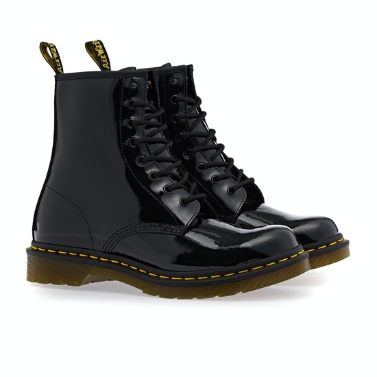 Dr Martens 1460 Patent Leather Womens Boots
