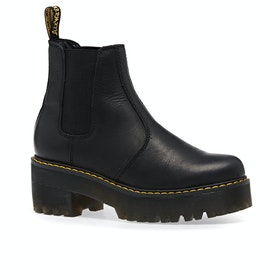 Dr Martens Rometty Womens Boots - Black Wyoming