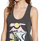 Sisstrevolution Catch The Coast Ladies Tank Vest