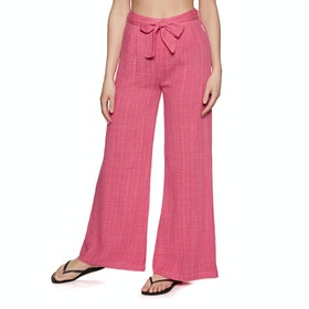 Sisstrevolution I'm Breezy Womens Trousers - Lily Pink