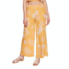 Sisstrevolution Vacay All Day Womens Trousers - Nectar