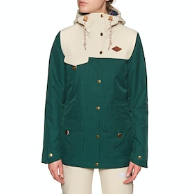 Picture Organic Kate Womens Jacket - Emerald