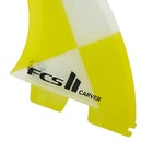 FCS II Carver PC X-Large Tri Fin
