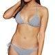 Roxy Beach Classic Mod Tiki Tri Bikini Top