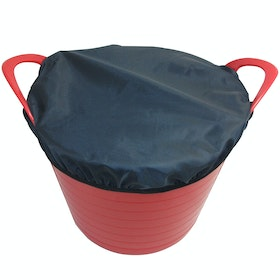Bitz Flexi Feed Tub Medium Bucket Cover - Black