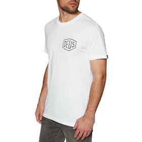 Deus Ex Machina Tokyo Address T Shirt - White